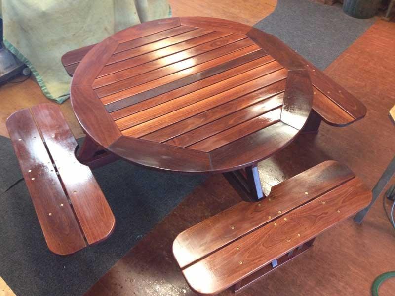 Picnic Tables Lifestyle Jarrah