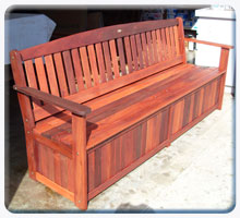 benches, chairs and storage benches